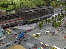 HO Scale layout by Loxx, Berlin (Germany)