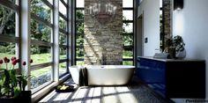 Bañeras Con Vista a la Naturaleza
