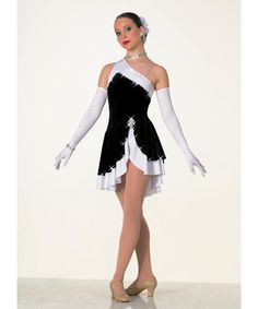 Lyrical and ballet costume. Beautiful pattern sequence but to short. For a free praise dance workbook email Angie at awilliam4000@gmail.com