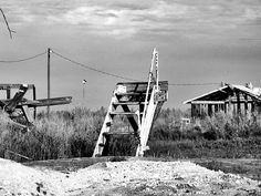 Rutherford Beach after Hurricane Ike