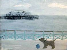 Hannah Cole - by the west pier