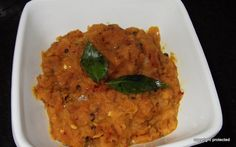 #onion #chutney, ulli pachadi  - One of the popular #side dishes served along with South Indian breakfast items