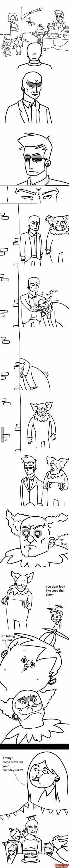 hitman game comic