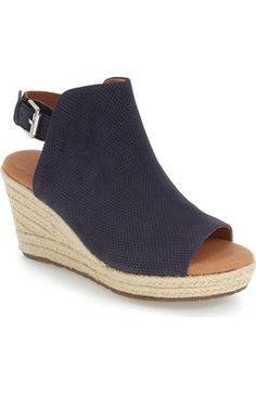 Gentle Souls 'Katie 2' Espadrille Wedge Sandal available at #Nordstrom