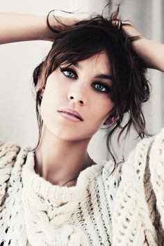 Favorite Fashionista: Alexa chung
