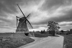 Windmill, Fakse Denmark.