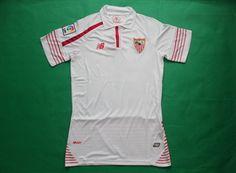 2015-2016 Sevilla Home White Jersey White Jersey 8422d36c8