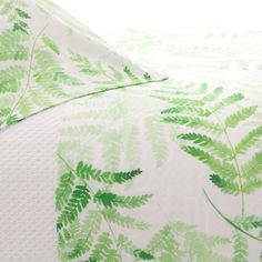 Make each morning fresh as a spring day with this cotton sheet set adorned with…