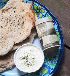 Your Recipe: Grilled Millet Flatbreads with Kombu | Mara Seaweed