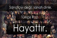 Türkçe Rap Hayattır !