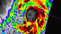 Patricia Becomes Strongest Hurricane Ever Recorded