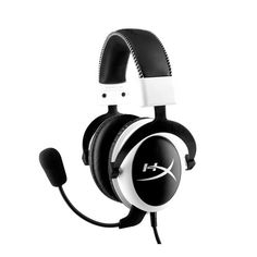 HyperX Cloud Gaming Headset - White (KHX-H3CLW) - http://mobileappshandy.com/video-games/hyperx-cloud-gaming-headset-white-khx-h3clw/