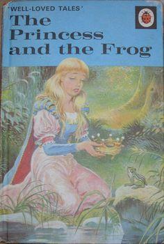 Another favourite Ladybird book