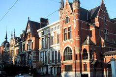 Zurenborg is een wijk in Antwerpen