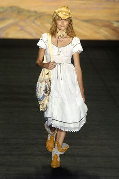 Anna Sui - New York Spring 2005