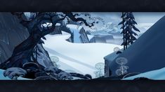 The Banner Saga by Stoic Studio.