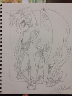Equestria Daily: Awesome Sketches, Crossovers, and General Pony Sillyness from…