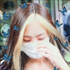 Angel Aesthetic, Kpop Aesthetic, Blackpink Funny, Girl Korea, Jennie Kim Blackpink, Gif Photo, I Icon, Beautiful Asian Women, Look At You