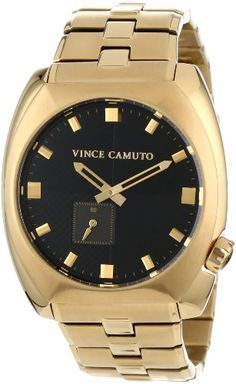 Vince Camuto Men S Vc 1044blrg The Admiral Chronograph Rose Gold Tone Bracelet Watch See More At Http Watchconsideration Watches Mens Watc