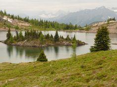 Sunshine Meadows, Banff Picture: Sunshine Meadows - Rock Isle Lake - Check out…