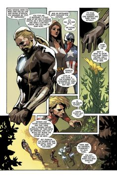 Exclusive Marvel preview: Travel 5045 years into Marvel's future with Avengers #32 · Newswire · The A.V. Club; franklin richards meets the avengers