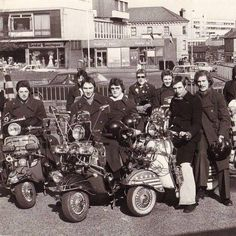 Boys Scooter, Retro Scooter, Lambretta Scooter, Vespa Scooters, Retro Roller, Fred Perry Polo Shirts, Fishtail Parka, Rude Boy, Britpop