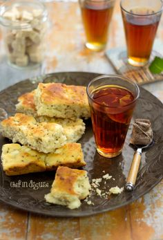 Ftoot is a type of bread popular in Palestine. The name ftoot means crumbled and it refers to the crumbled cheese infused through out the bread. Last year, when I shared the Nabulsi recipe for ftoo…