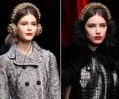 A Frendly Makeover With DOLCE & GABBANA