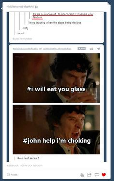 "Tumblr Explains Why ""Sherlock"" Needs To Come Back On The Air Right Now - BuzzFeed Mobile"