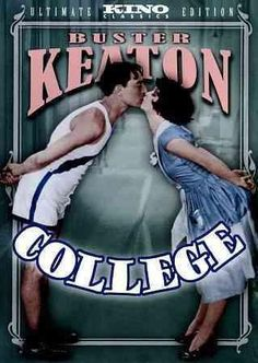 Buster Keaton's mastery of physical comedy is on superb display in these four amazing short films. The first and longest, COLLEGE, details his exploits as a brainy student who goes to ridiculous lengt