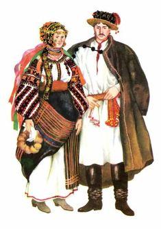 Весільний одяг Західного Поділля