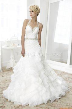 Vestidos de noiva Moonlight D8031 Spring 2013