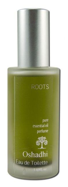 Amazon.com : Oshadhi: Organic Essential Oil Perfume, Roots 1.7 oz (50 ml) : Scented Oils : Beauty