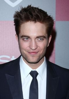 Robert Pattinson shoots Water for Elephants