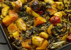 Iranian vegetable stew with dried lime. Only problem is, dried lime is NOT easy to find. Yotam Ottolenghi, Ottolenghi Recipes, Ottolenghi Plenty, Potato Recipes, Veggie Recipes, Vegetarian Recipes, Cooking Recipes, Healthy Recipes, Veggie Snacks
