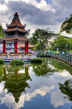 Haw Par Villa Chinese Theme Park, Singapore