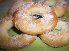 Ciambelle (soffici) zuccherate al forno. Strepitose!!! (senza uova e latte) - Archivi - Cookaround forum