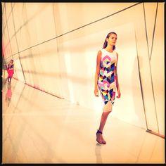 London Fashion Week S/S 2014: Preen