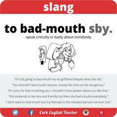 Some handy informal English for you today! #slang #esl #elt #ingles #learnenglish