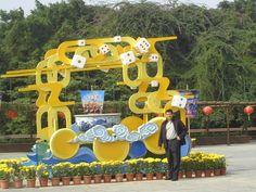 Shenzhen China, Ferris Wheel