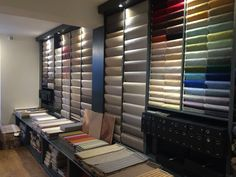 Beautiful flooring for beautiful homes.   Our main display in our cheltenham showroom