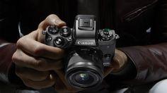 Canon presenta la mirrorless EOS M5 http://www.sapereweb.it/canon-presenta-la-mirrorless-eos-m5/        Finalmente Canon fa sul serio. Dopo l'M3, il marchio giapponese ha lanciato la EOS M5, la sua prima mirrorless pronta a competere sul mercato. Se l'M3 può essere vista come un primo, timido, passo verso il mondo delle macchine senza specchio, il modello successivo, il quinto della seri...