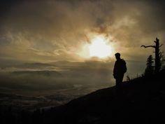 Cave Mountain, Okanogan County, Washington with Gabe