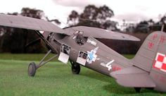 PZL P.11c – Mirage Hobby, 1:48 scale. Built with the addition of PART photoetched set and Techmod decals. My P.11c sports markings of the 152 Eskadra Mysliwska and the aircraft was flown by corporal Stanislaw Brzeski.