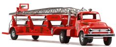 1954 Tonka 700-4 MFD Ladder Fire Truck
