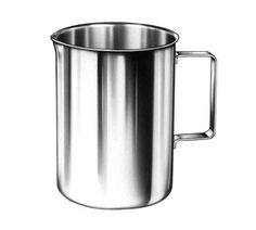 Polar Ware Pitcher 4 qt. - 4W Case Pack: 4  Pitcher, 4 qt., straight-sided, 18/8 stainless steel, USA made