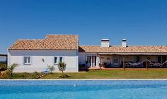 Cerca do Sul guest house, Alentejo, Portugal Love Your Home, Design Your Home, Algarve, French Style Homes, Old Farm Houses, Rustic Houses, Country Houses, European Home Decor, Best Kitchen Designs