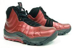 A Nike Foamposite ACG Boot!