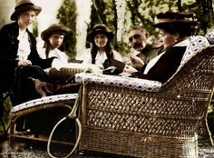VINTAGE PHOTOGRAPHY: The Romanovs