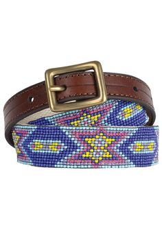 Delia's tribal/belt bracelet! cute!